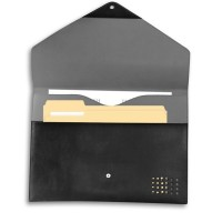Italian Leather Document Folder - Clearance