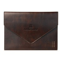 Italian Leather Document Folder